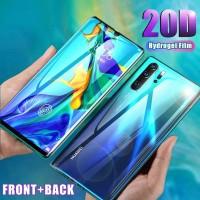 Huawei P30 Lite P30 Pro Anti Gores Screen Protector Depan Belakang
