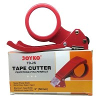 Joyko Tape Dispenser TD 2S / Pemotong Lakban
