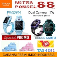 IMOO WATCH PHONE Z6 HD VIDEO CALL GARANSI RESMI IMOO INDONESIA