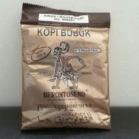 Kopi Bubuk Berontoseno Internasional Robusta Arabica 100 gram