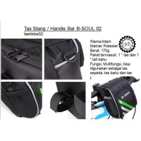 Tas Stang / Handle Bar B-SOUL 02