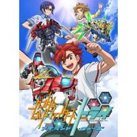 DVD Anime Gundam Build Fighters series