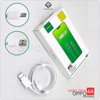 Kabel data usb oppo micro Ori 100% VOOC f9 f7 f5 f1s f3 fast charging