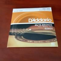 senar gitar akustik D'addario