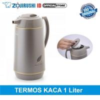 Termos Kaca 1 Liter ZOJIRUSHI AHGB-10 TD