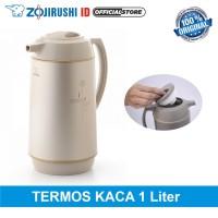Termos Kaca 1 Liter ZOJIRUSHI AHGB-10 TK