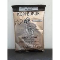 Kopi Bubuk Berontoseno internasional Robusta Arabica 250 gram