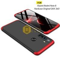 Case Xiaomi Redmi Note 8 Hardcase Original GKK 360 Full Protective