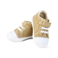 LS05 sepatu anak bayi laki laki trendy bahan sol lembut model formal