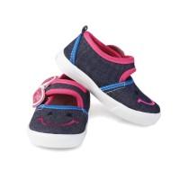 Sepatu Anak perempuan Umur 1 2 Tahun Murah denim berkualitas terbaik
