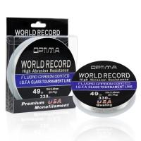 Senar Pancing OPTIMA WORLD RECORD 240yds/330yds