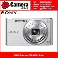 SONY Cyber-shot DSC-W830 (Silver)