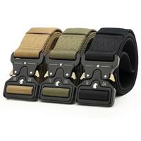 Belt Tactical / Tali Pinggang Militer / Sabuk Army / Men Belt - MB02