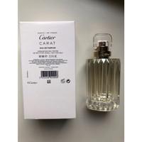 Original Parfum Cartier Carat for Women (Tester)