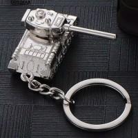 Gantungan Kunci Bentuk Mobil Tank/Gantungan Kunci Unik Mobil Tank