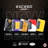 EXCEED GRIP KIT NEW COLOR 1000MAH AUTHENTIC BY JOYETECH PODS VAPORIZER