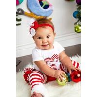 Romper Baby 3in1 Merah (040278)