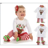 Setelan Natal Anak Perempuan (080260)