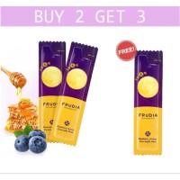 [Bundle] FRUDIA Bluberry Honey Overnight Mask Sachet Buy 2 Get 1 Free