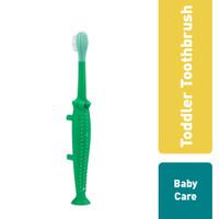 Dr.Brown's Toddler Toothbrush, Crocodile, 1-pack / Sikat gigi anak