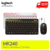 LOGITECH WIRELESS COMBO MK240 ORIGINAL /LOGITECH WIRELESS COMBO MK 240