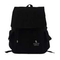 TR1 backpack punggung import model korea kanvas buat laptop fitness