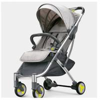 Xiaomi Bebehoo Start Lightweight Four-wheeled Baby Stroller Bayi