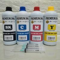 Tinta isi ulang / Refill ( isi 1 Ltr ) untuk printer CANON