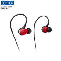 Earphone Sport Edifier P281 Waterproof Headphones In-Ear IP57 Rated