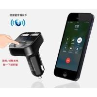 Car Charger FM Transmitter Modulator MP3 Player Baseus T Bluetooth