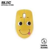 Mouse Wireless Silent NC200 SLEC - tounge