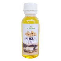 Minyak Kemiri 1 L / Kukui Nut Oil Cold Pressed 1 Liter