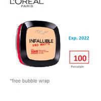 Loreal Infallible Pro Matte Powder 16 HR Promatte Bedak Compact