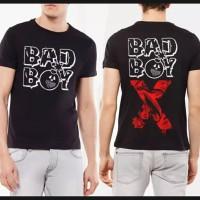 Kaos Pria Yogs Bad boy