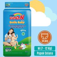 GOON Smile Baby Pants Popok Celana M34 M 34 M-34
