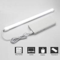 Lampu Neon USB Strip LED 37 Belajar Kerja Tidur Dapur Meja Baca Serbag