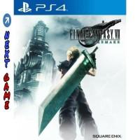 PS4 Final Fantasy VII - 7 Remake Region 3