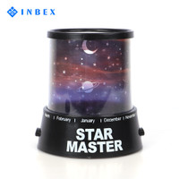 INBEX LED Night Light Projector/Star Night Lamp for Kids Children Bed