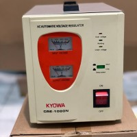 Stabilizer Kyowa 1000W SVH-1000NA 1000 watt Otomatis Digital Japan