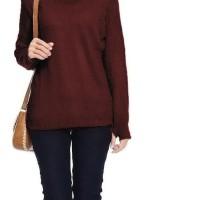 RoundHand Secker Sweater 2 (12Gauge) | Atasan Tangan Panjang Wanita