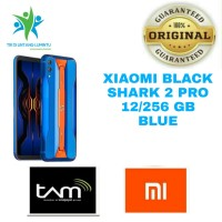 XIAOMI BLACK SHARK 2 PRO 12/256 GB GARANSI RESMI XIAOMI - BLUE