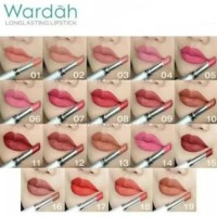 wardah lipstick long