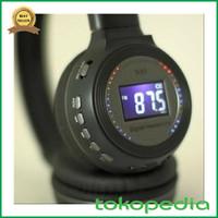 Headset Zealot N85 Wireless Bluetooth Headphone FM Radio MP3 LED