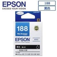 Tinta Epson T188 Black Original