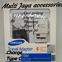 Charge Original 100 %Type C Samsung M20/ A50/ A30S/ Fast Charging
