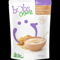 Ada Bubur Bayi Bubs Organic Ancient Grain Porridge 6 Months