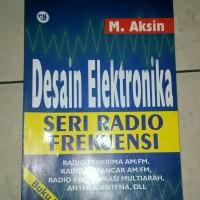 buku Desain elektronika seri radio frekuensi