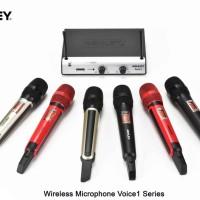 Mic wireless Ashley Voice 1 Original Kualitas Bagus