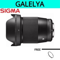 SIGMA 16MM F1.4 DC DN FOR SONY - LENSA SIGMA 16MM F1.4 DC DN FOR SONY