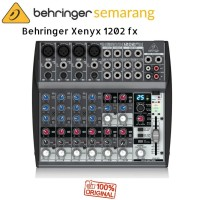 Behringer Xenyx 1202FX Mixer Audio